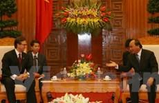 Phó Thủ tướng tiếp Hội đồng Kinh doanh Mỹ-ASEAN