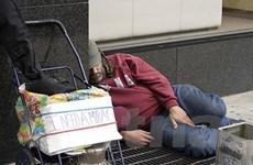 Tỷ lệ đói nghèo gia tăng lên mức kỷ lục tại Mỹ