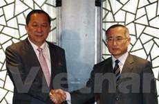 Hội đàm phi hạt nhân hóa giữa hai miền Triều Tiên
