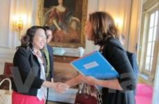 Việt-Pháp tăng cường hợp tác trong lĩnh vực y tế
