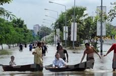 261 người Thái Lan chết vì lũ lụt nghiêm trọng