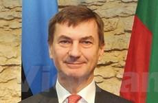 Thủ tướng Estonia sắp thăm chính thức Việt Nam