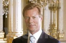 Đại Công tước Luxembourg thăm chính thức Việt Nam