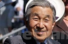 Nhật hoàng Akihito nhập viện do viêm phế quản