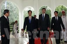 Việt Nam coi trọng quan hệ hợp tác với Estonia