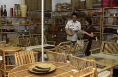 350 gian hàng tham dự Hội chợ đồ gỗ và nội thất