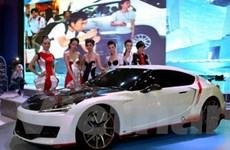 Những mẫu xe mới nhất ở triển lãm ôtô Việt Nam
