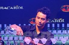 Trao giải tài năng pha chế Cocktail Việt Nam 2012
