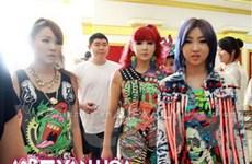 Đêm nhạc thần tượng hai nước Việt Nam-Hàn Quốc