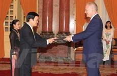 Chủ tịch nước tiếp Đại sứ EU và Cộng hòa Angola