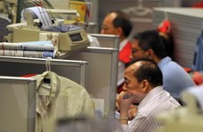 Ngân hàng tuyên bố hợp tác, TTCK châu Á tăng vọt