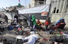 3 vụ đánh bom làm 34 người chết tại Afghanistan