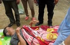 Xác định danh tính nạn nhân vụ lật xe tại Nghệ An