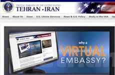 """Iran giận dữ vì Mỹ mở cửa """"sứ quán ảo"""" trên mạng"""