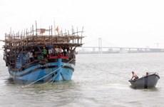 9 vụ chìm tàu cá trong vòng 2 ngày tại Phú Yên