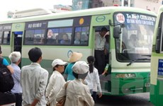TP.HCM điều chỉnh giá 56 tuyến xe buýt từ 1/1/2012