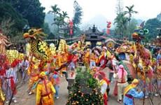 Phạt đến 300.000 đồng nếu xả rác tại chùa Hương