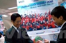 Bản lĩnh doanh nhân với Festival khởi nghiệp 2012