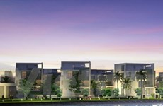 Dự án biệt thự cao cấp Villa Park giao nhà đợt 1