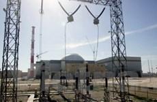 Thế giới trước tin Iran khởi động làm giàu urani