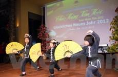 Cộng đồng người Việt trên thế giới tổ chức Tết