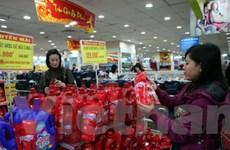 Chỉ số giá tiêu dùng tháng 1 tại Hà Nội tăng 0,96%