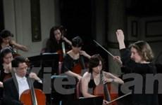 Nghệ sỹ Pháp mở màn dự án giao hưởng ở Hà Nội