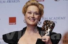 """Phim """"The Artist"""" và Meryl Streep thắng giải BAFTA"""