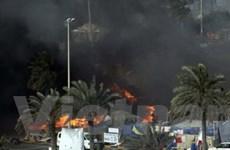 Cảnh sát Bahrain bắn hơi cay vào người biểu tình