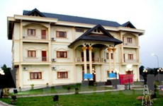 Hải Dương-Vientiane hợp tác xây nhà khách Hữu nghị
