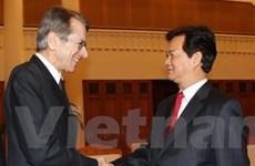 Thủ tướng Nguyễn Tấn Dũng tiếp Ngoại trưởng Italy