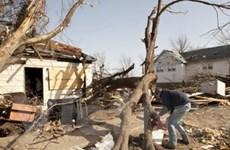 Có thêm 14 người thiệt mạng vì lốc xoáy tại Mỹ