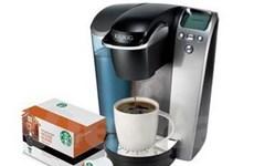 Starbucks ra mắt máy pha càphê đơn ly mới nhất
