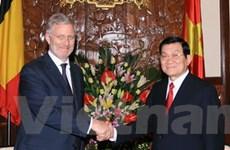 Thúc đẩy quan hệ Việt Nam-Bỉ đi vào chiều sâu