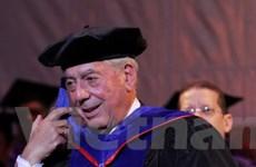 Nhà văn giành giải Nobel Llosa sắp ra sách mới