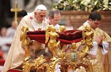 Vatican tiến hành một cuộc điều tra vụ rò rỉ tài liệu