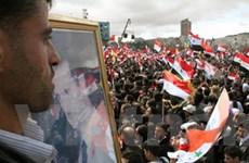 Đơn vị chống khủng bố của quân đội Nga tới Syria