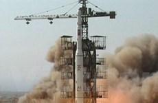 Đổi lộ trình tàu và máy bay tránh tên lửa Triều Tiên