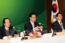 Khuyến khích doanh nghiệp Hàn Quốc tăng đầu tư