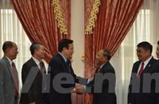Tăng cường quan hệ hữu nghị Việt Nam-Campuchia