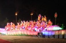 Đêm Hoàng Cung - dấu ấn độc đáo Festival Huế 2012