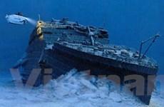 Khoa học đáy biển đã giúp phát hiện xác tàu Titanic