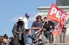 Pháp: Biểu tình rầm rộ nhân ngày quốc tế lao động