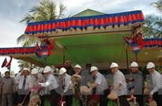 BIDV xây nhà đa năng cho Việt kiều tại Campuchia