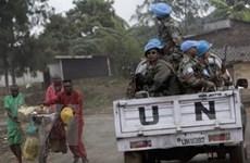 Người dân Congo giận dữ tấn công căn cứ LHQ