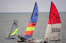 Lùi thời điểm lễ hội đua thuyền buồm tại Nha Trang