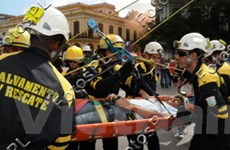 Cuba diễn tập phòng chống thảm họa thiên nhiên
