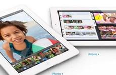 """Chỉ sau 2 tháng, new iPad đã sánh ngang """"tiền bối"""""""