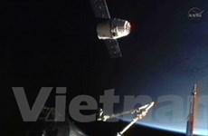 Phi thuyền tư nhân đầu tiên đã đến trạm vũ trụ ISS