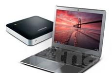 Google và Samsung ra mắt 2 máy tính Chrome mới